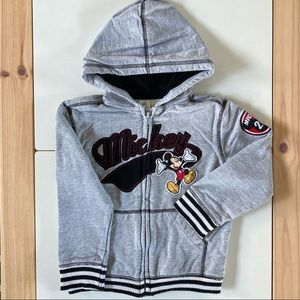 Disney Mickey Mouse Hoody Size 4T